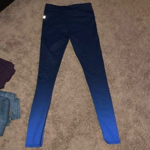 Fabletics full length work out leggings
